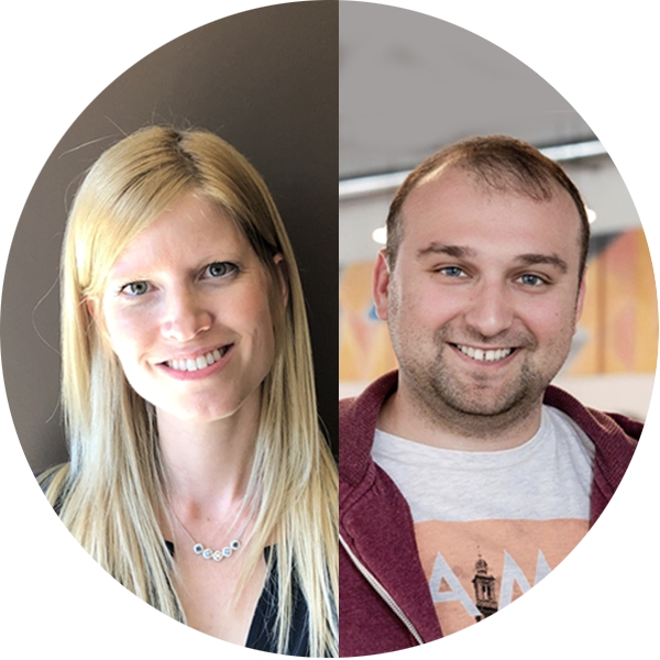 Noa Barbiro // Dima Goldenberg  || Group Product Manager // Data Scientist & Team Lead, Booking.com